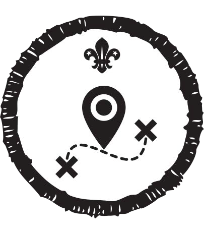 ScoutGeocachingBadge