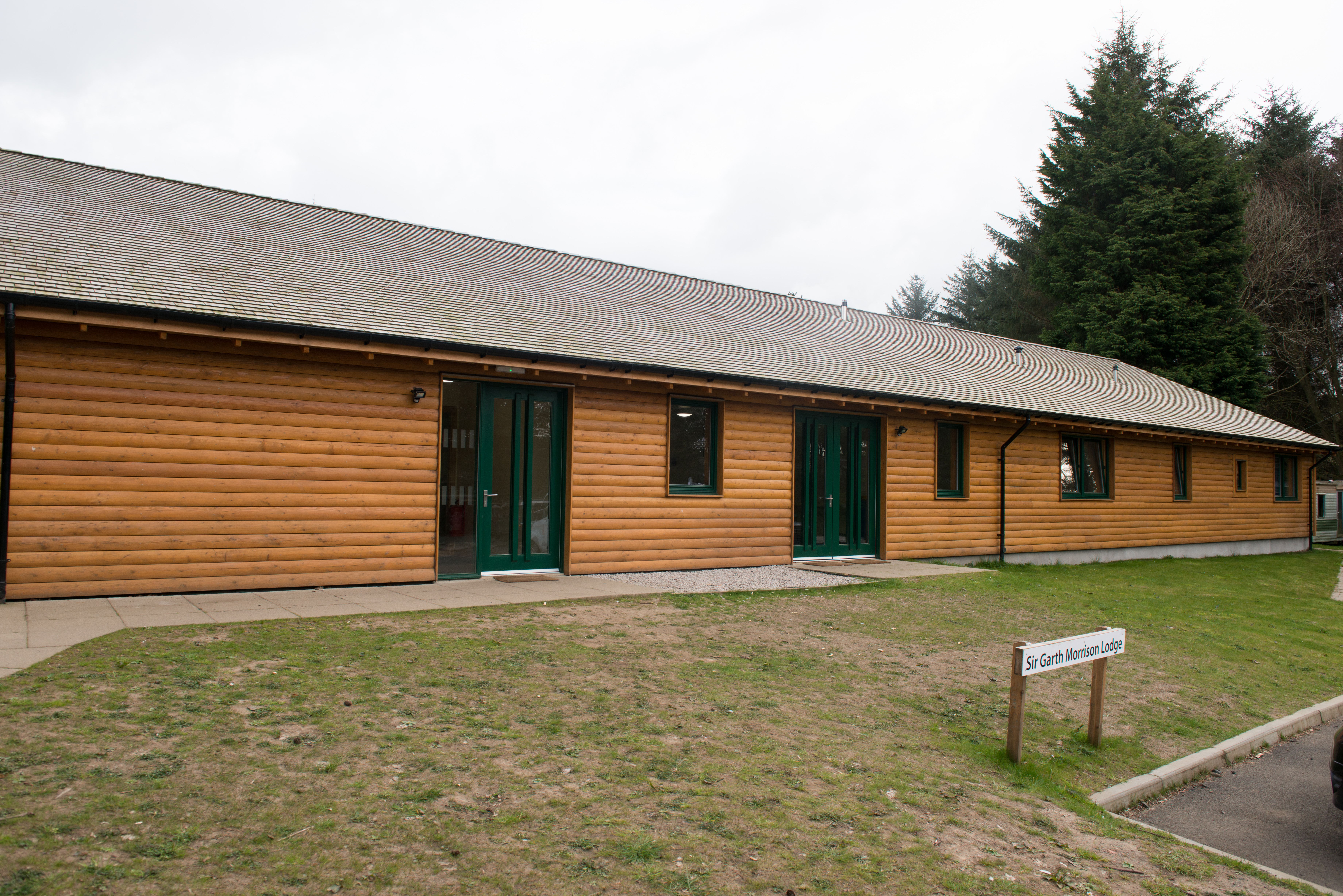 Garth Morrison Lodge