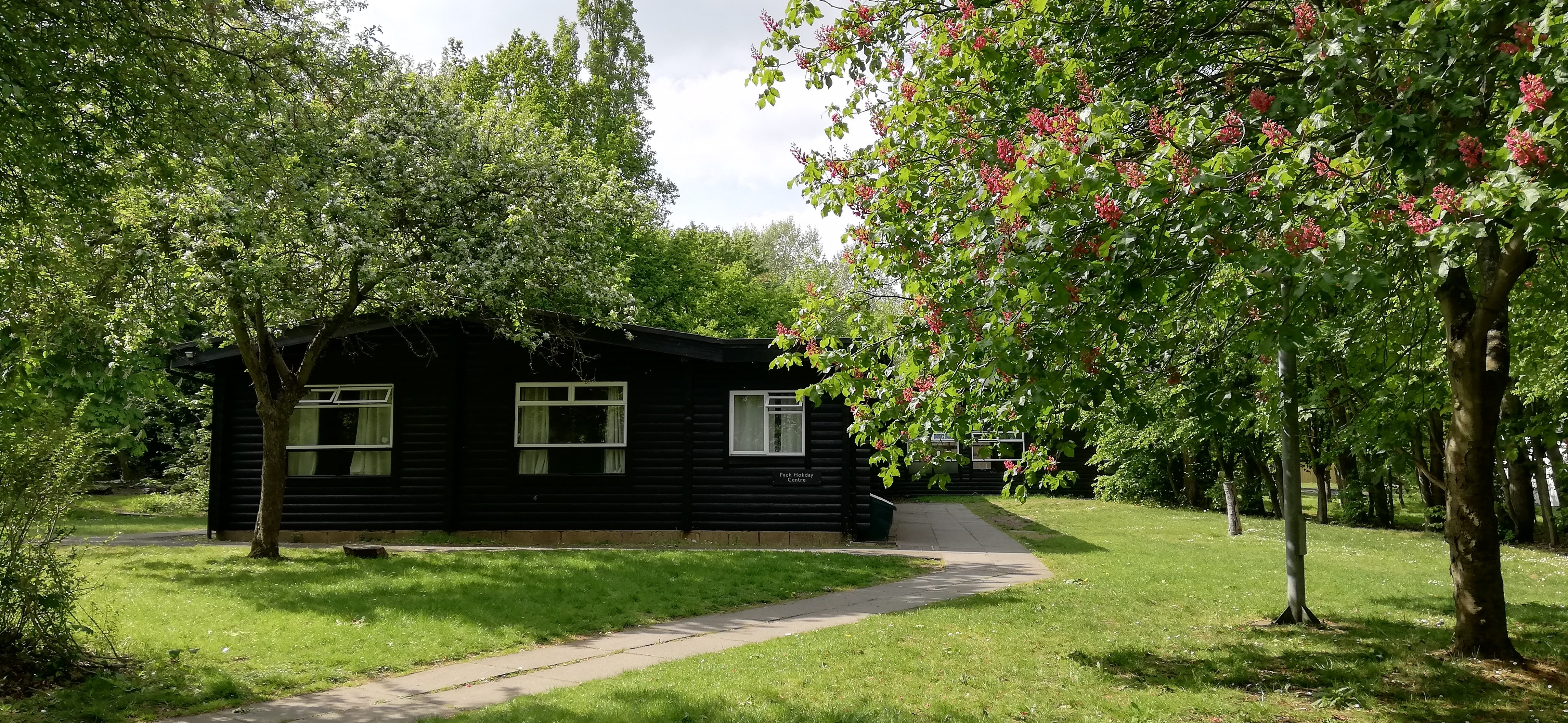 Dorothy Hughes Pack Holiday Centre